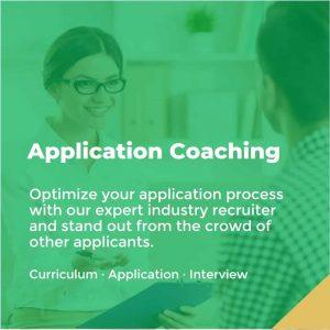 Application Coaching